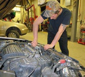 Car repair courses in Vermont