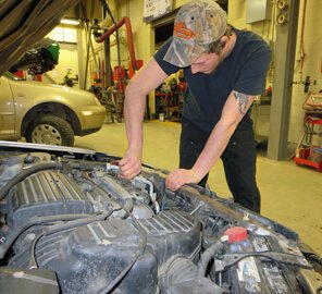 Car repair courses in Vermont